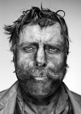 """Daniel Hofer, aus der Serie """"Bergwerk Ost"""", 2007"""