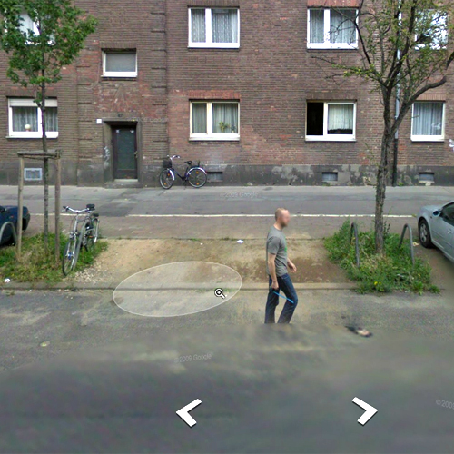 google self view